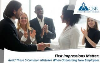 First Impressions Matter: Avoid These 5 Common Mistakes When Onboarding New Employees