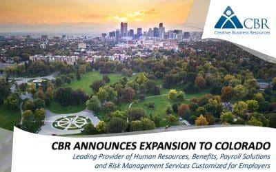 CBR Denver Colorado HR Benefits Payroll Workers Comp Services Human Resources
