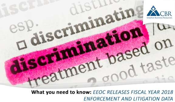 EEOC 2018 Enforcement data