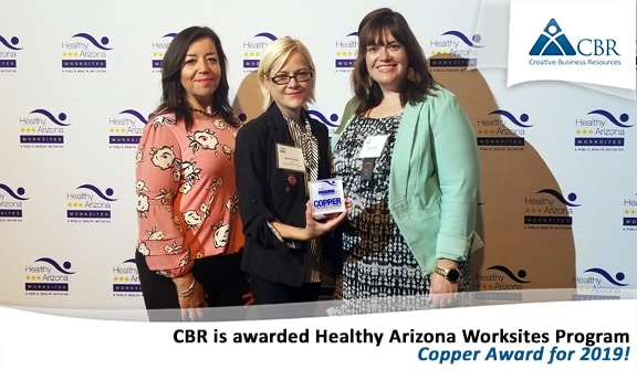 Healthy Arizona Worksites, Employee Benefits, HR, Human Resources, Healthy Employees, Healthy Workplace